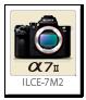 α7II 「ILCE-7M2」 フルサイズ Eマウント デジタル一眼カメラ