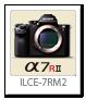 α7RII 「ILCE-7RM2」 フルサイズ Eマウント デジタル一眼カメラ