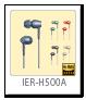 IER-H500A h.ear in 2 密閉型インナーイヤーレシーバー