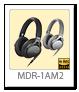 MDR-1AM2 ハイレゾ対応ヘッドホン