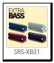 SRS-XB31,sony,ワイヤレスポータブルスピーカー,EXTRA_BASS,ソニーストア
