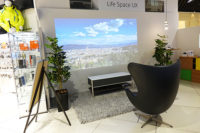 LifeSpaceUX,LSPX-A1,sony,ソニーストア大阪,体験