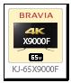 bravia,ブラビア,2018,sony,ソニーストア,X9000Fシリーズ,KJ-65X9000F