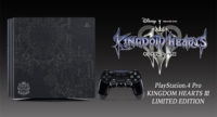 CUHJ-10025,PS4,PlayStation4,キングダムハーツ,刻印モデル,ソニーストア,sony