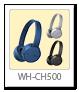 wh-ch500,ワイヤレスヘッドホン,sony,ソニーストア