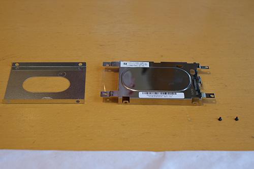 VAIO S15,VJS1511,分解,SSD,HDD,換装