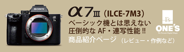 α7III.ILCE-7M3,α<アルファ>デジタル一眼カメラ,レビュー,作例,ソニーストア,sony