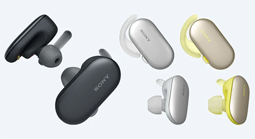 ifa2018,sony,wf-sp900,wireless,headphone