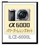 α6000,ilce-6000l,パワーズームレンズキット,sony,α<アルファ>デジタル一眼カメラ