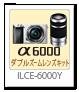 α6000,ilce-6000y,ダブルズームレンズキット,sony,α<アルファ>デジタル一眼カメラ