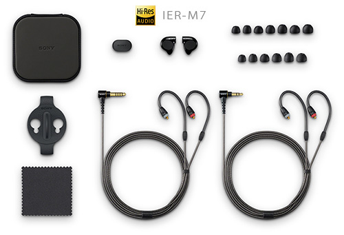 ier-m7,stage,monitor,headphone,sony