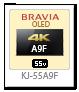 a9fシリーズ,a9f_series,a9f,kj-55a9f,有機ELテレビ