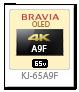 a9fシリーズ,a9f_series,a9f,kj-65a9f,有機ELテレビ