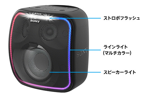 srs-xb501g,wireless,portable,speaker,extrabass,google,asistant,sony,ワイヤレスポータブルスピーカー