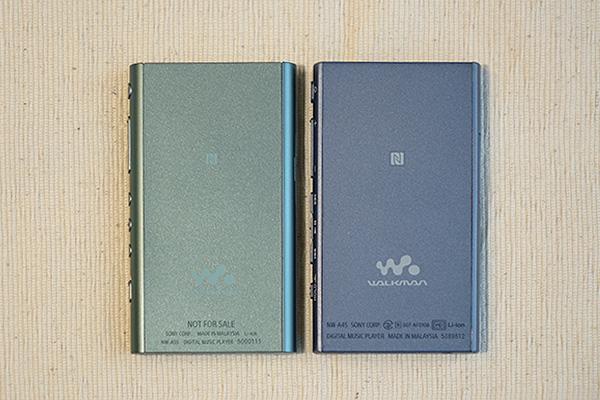 WALKMAN,NW-A50,実機レビュー,ソニーストア,sony