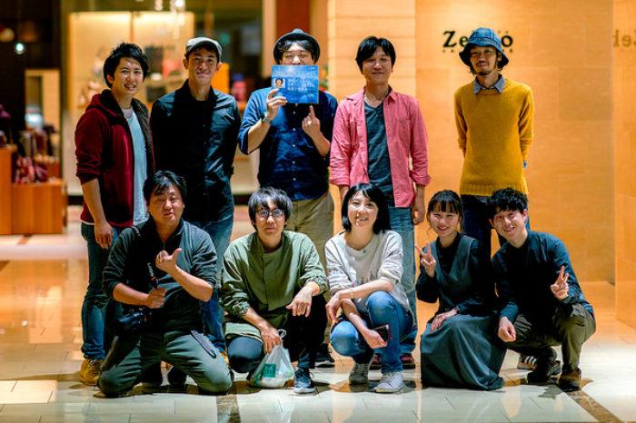 ソニーストア大阪14周企画展示展