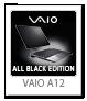 VAIO A12,VJA1211,オールブラックエディション