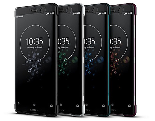 scth70,xperia xz3,so-01l,sonymobile