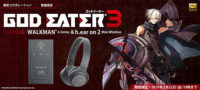 walkman,A50,headphone,wh-h700,god eater3