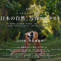 日本の自然,写真コンテスト