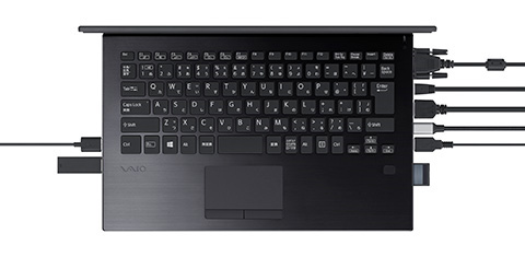 vaio sx14,VJS1411,4Kディスプレイ,all black edition