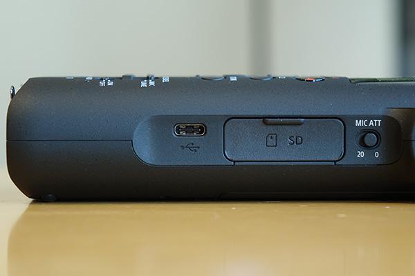 PCM-D10,リニアPCMレコーダー,ハイレゾ対応,xlr,trs,商品レビュー