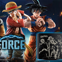 PS4,PlayStation4,jump force,刻印カバー
