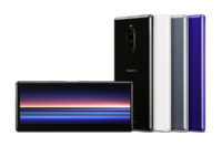 Xperia 1,スマートフォン,スマホ,フラッグシップ,4K有機EL