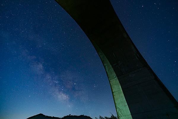 天の川,藤和峠,竹田城跡,α7RII,ilce-7rm2,sel1635gm,16mmf2.8