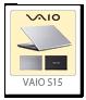 VAIO S15,VJS1531,ノートパソコン,VAIO株式会社