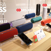 SRS-XB32,SRS-XB22,SRS-XB12,ワイヤレススピーカー,Bluetooth