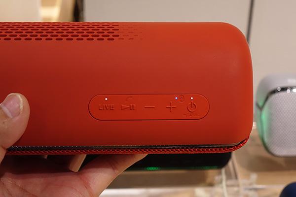 SRS-XB32,ワイヤレススピーカー,Bluetooth