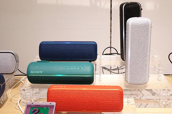 SRS-XB22,ワイヤレススピーカー,Bluetooth