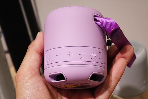 SRS-XB12,ワイヤレスピーカー,Bluetooth