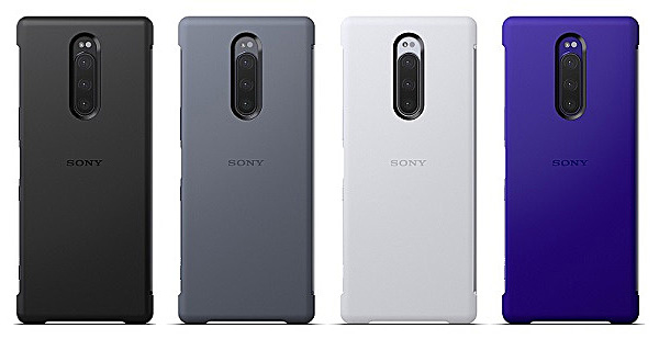 SCTI30,Xperia1,style cover touch,スタイルカバータッチ