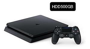 CUH-2200AB01,PlayStation4,ジェットブラック