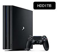 CUH-7200BB01,PlayStation4 Pro,ジェットブラック
