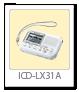 ICD-LX31A,ICレコーダー