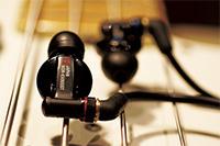 MDR-EX800ST,スタジオモニターヘッドホン