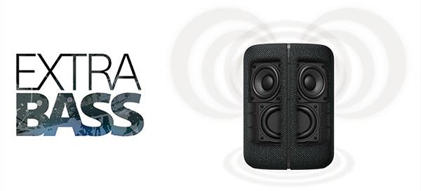 SRS-XB402G,SRS-XB402M,スマートスピーカー,Googleアシスタント,Alexa build-in