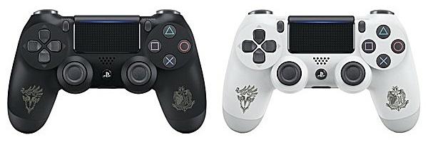 PS4,モンスターハンターワールドアイスボーン,Monster Hunter World ICEBORNE,ソニー,sony,コラボ,DUALSHOCK4