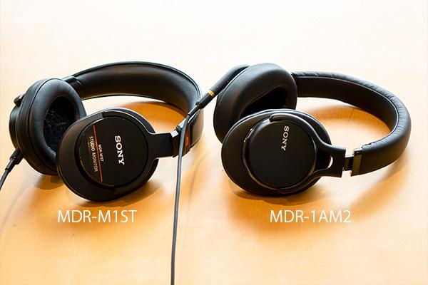 MDR-M1ST,スタジオモニターヘッドホン,レビュー