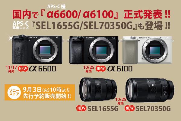 α6600,ilce-6600,sel1655g,sel70350g