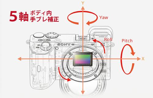 α6600,ILCE-6600,スペックレビュー,APS-C機,フラッグシップモデル,5軸手ブレ補正