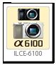 α6100,ILCE-6100,APS-C機,ミラーレス,デジタル一眼カメラ