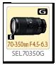 SEL70350G,70-350mmF4.5-6.3 G OSS,α<アルファ>,レンズ