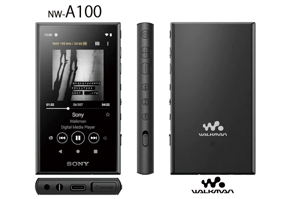 IFA2019,WALKMAN,NW-A100,ウォークマン