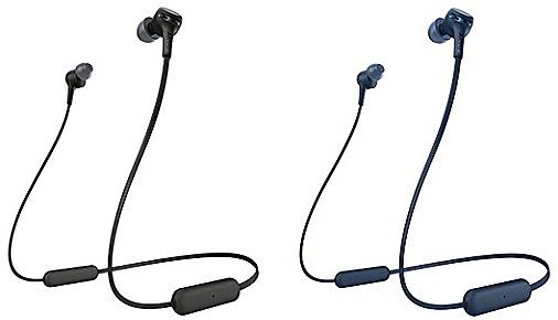 WI-XB400,ワイヤレスステレオヘッドホン,EXTRABASS