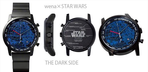 wena,STAR WARS,スマートウォッチ