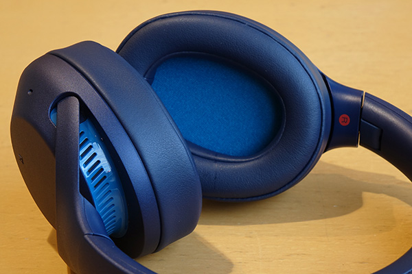 WH-XB900N,ワイヤレスノイズキャンセリングヘッドホン,レビュー